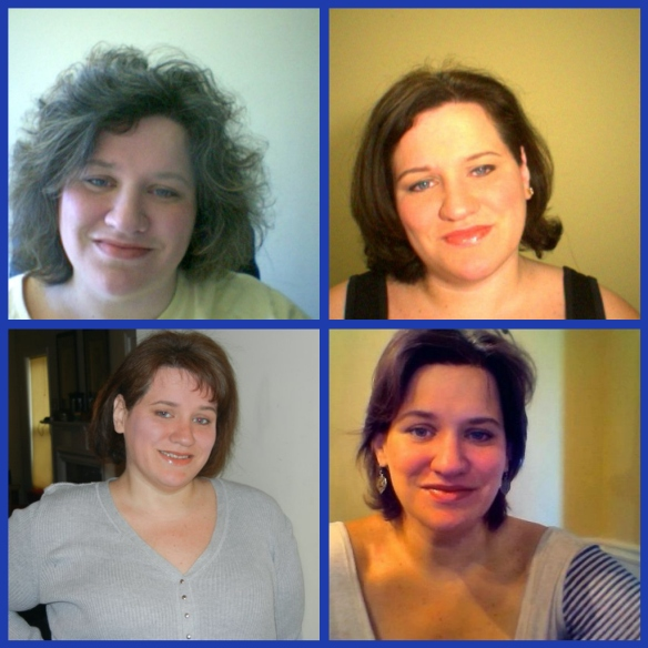 Stages of morphing